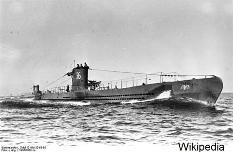 submarino aleman guerra mundial triplenlace.com
